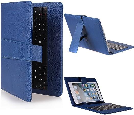 Funda con Teclado para Tablet en español (Incluye Letra Ñ) Huawei Mediapad 10 10.1