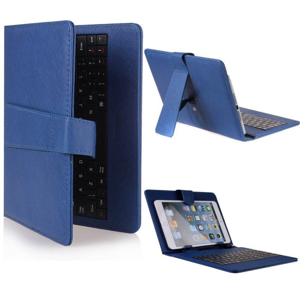 Funda con Teclado para Tablet en español (Incluye Letra Ñ) Lazer Alcampo 10.1