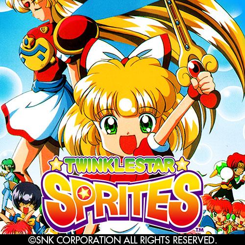 TWINKLE STAR SPRITES [Online Game Code]