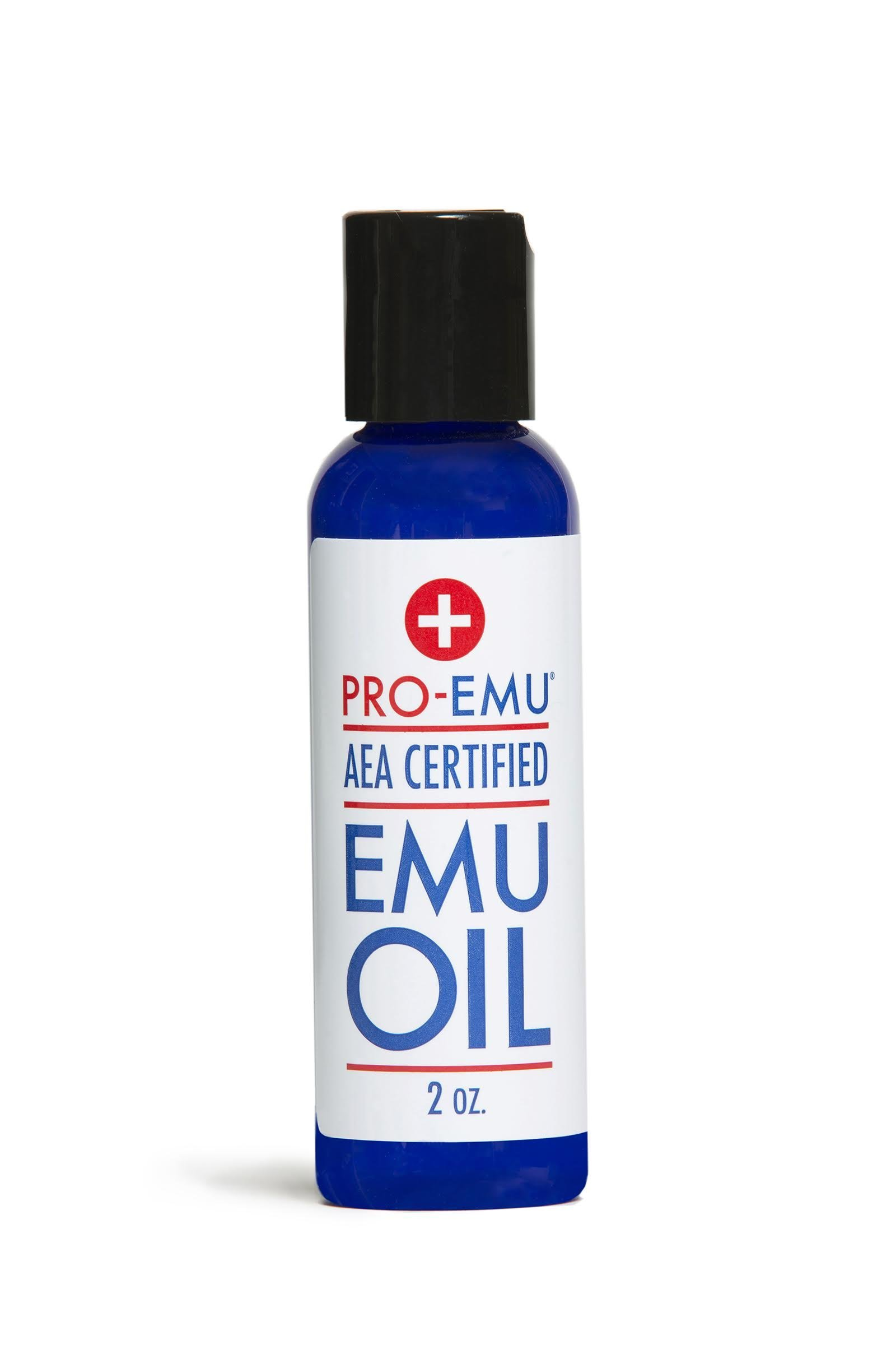PRO EMU OIL (2 oz) All Natural Emu Oil - AEA Certified - Made In USA - Best All Natural Oil for Face, Skin, Hair and Nails.