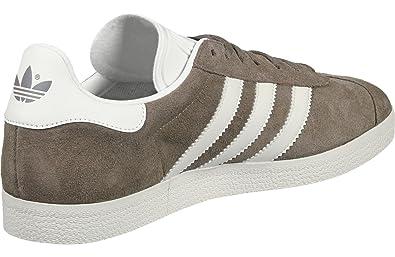 adidas Gazelle chaussures Marron Blanc: Blanc: Blanc: : Chaussures et Sacs 5ba9eb