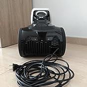 BISSELL 2273N SmartClean Aspiradora compacta sin bolsa con cepillo de polvo integrado 2 litros Pl/ástico
