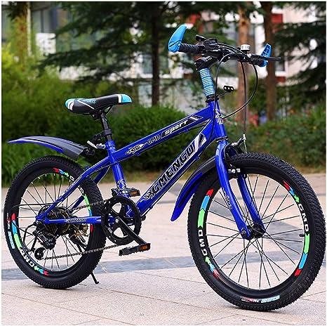 LJXWYQ Bicicleta para Niños De 20 Pulgadas Y 22 Pulgadas, Adecuada ...