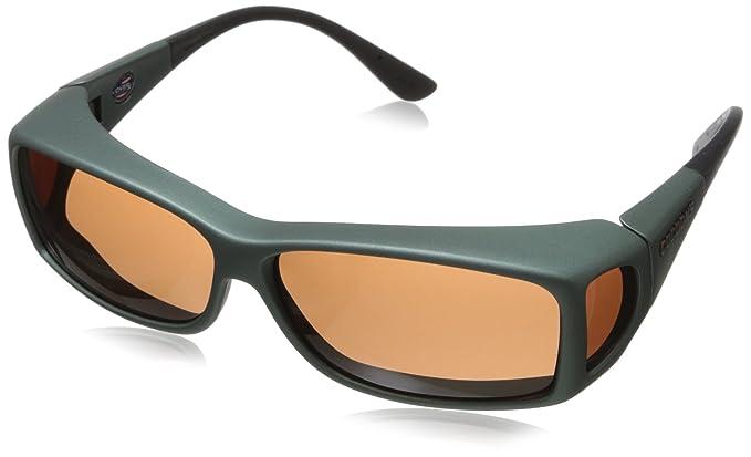 300513759e Cocoons Wide Line ML Rectangular Polarized Sunglasses