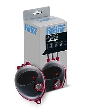 Hydor Termostato hidroset para acuario y terrario: Amazon.es: Productos para mascotas