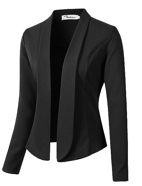 Amazon.com: 2019 Fashion Mujeres Trabajo Oficina Lady Traje ...