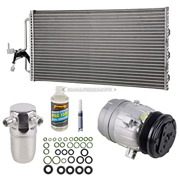 AC Condenser A//C Air Conditioning for Chevy Pontiac Oldsmobile