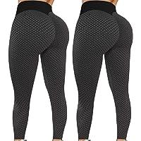 $34 » Reosse Leggings for Women - 2 Pack High Waist Yoga Pants for Women