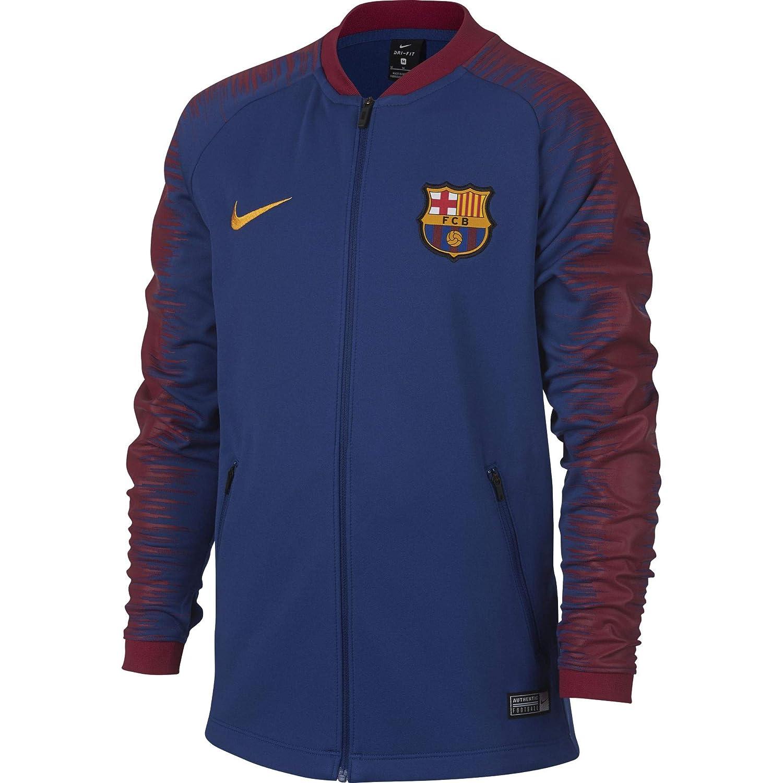 Nike FC Barcelona Anthem Chaqueta, Bebé-Niños: Amazon.es ...