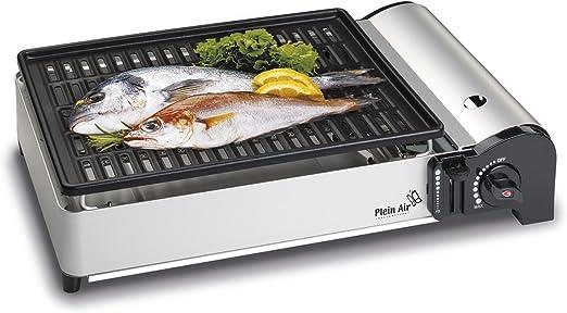 Kemper Barbecue portatile funzionante con cartuccia 577