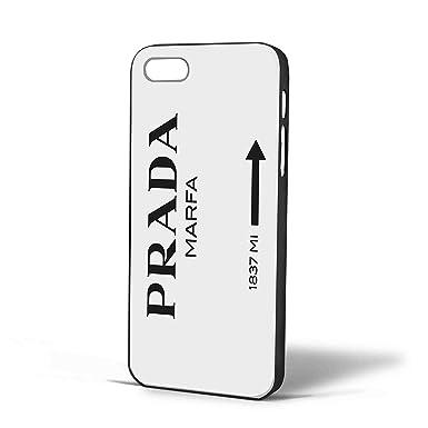 on sale 110f5 ee210 Prada Marfa Gossip Girls for Iphone Case (iPhone 5/5s Black): Amazon ...