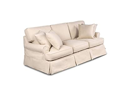 Amazon.com: Sunset Trading SU-117600SC-391084 Horizon Sofa ...