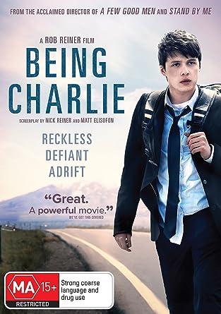 Amazon.com: Being Charlie | Rob Reiner's | NON-USA Format | PAL | Region 4  Import - Australia: Morgan Saylor, Nick Robinson, Devon Bostick, Cary  Elwes, Rob Reiner: Movies & TV