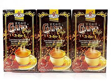 Amazon gano excel 3 boxes ganoderma 3 in 1 coffee grocery gano excel 3 boxes ganoderma 3 in 1 coffee reheart Gallery