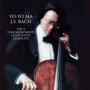 Bach,J.S Unaccompanied Cello Suites Complete