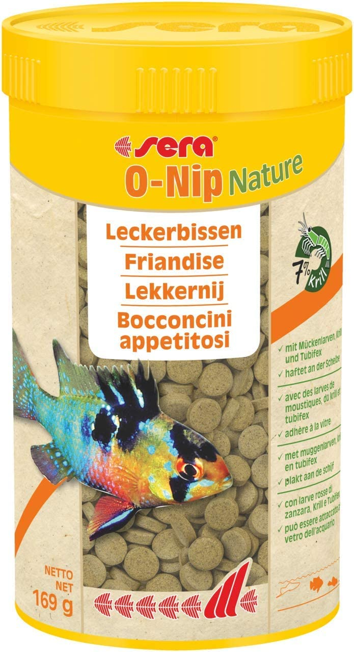 Sera O-nip Nature 6 oz 250 ml, One Size