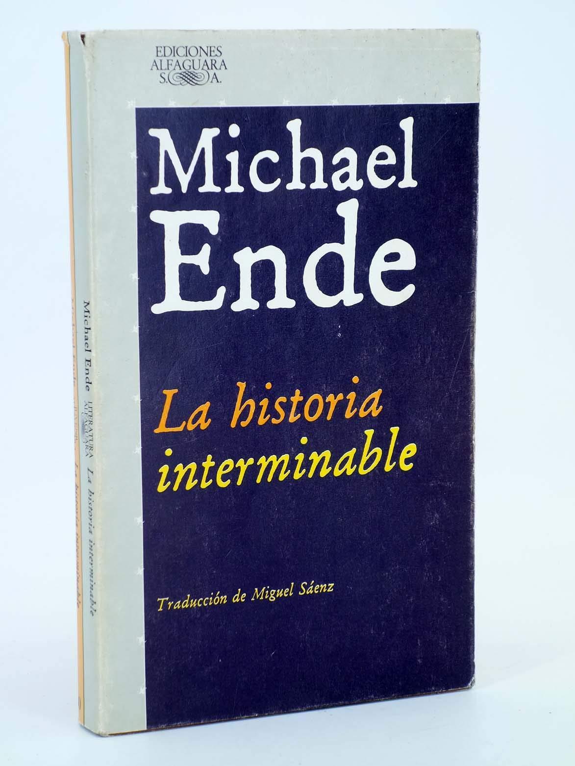 La historia interminable: de la A a la Z: Amazon.es: Michael. ENDE: Libros