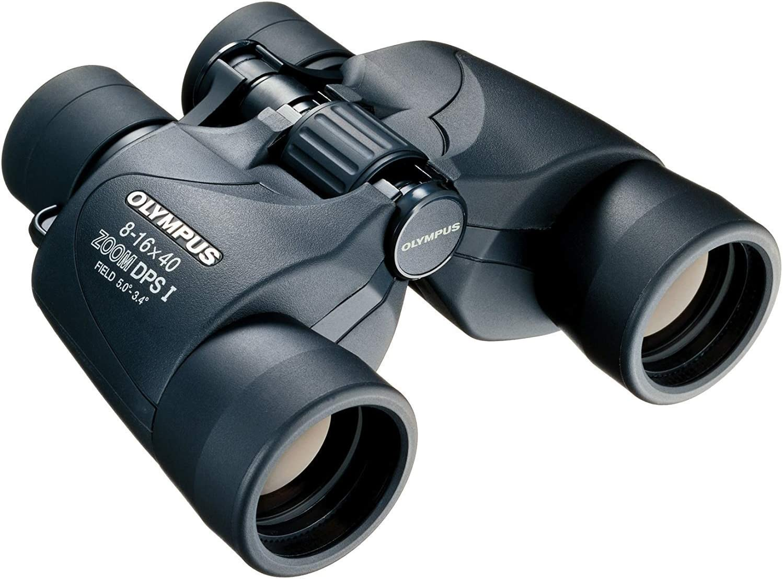 Olympus 8 16 X 40 Zoom Dps I Fernglas Schwarz Kamera
