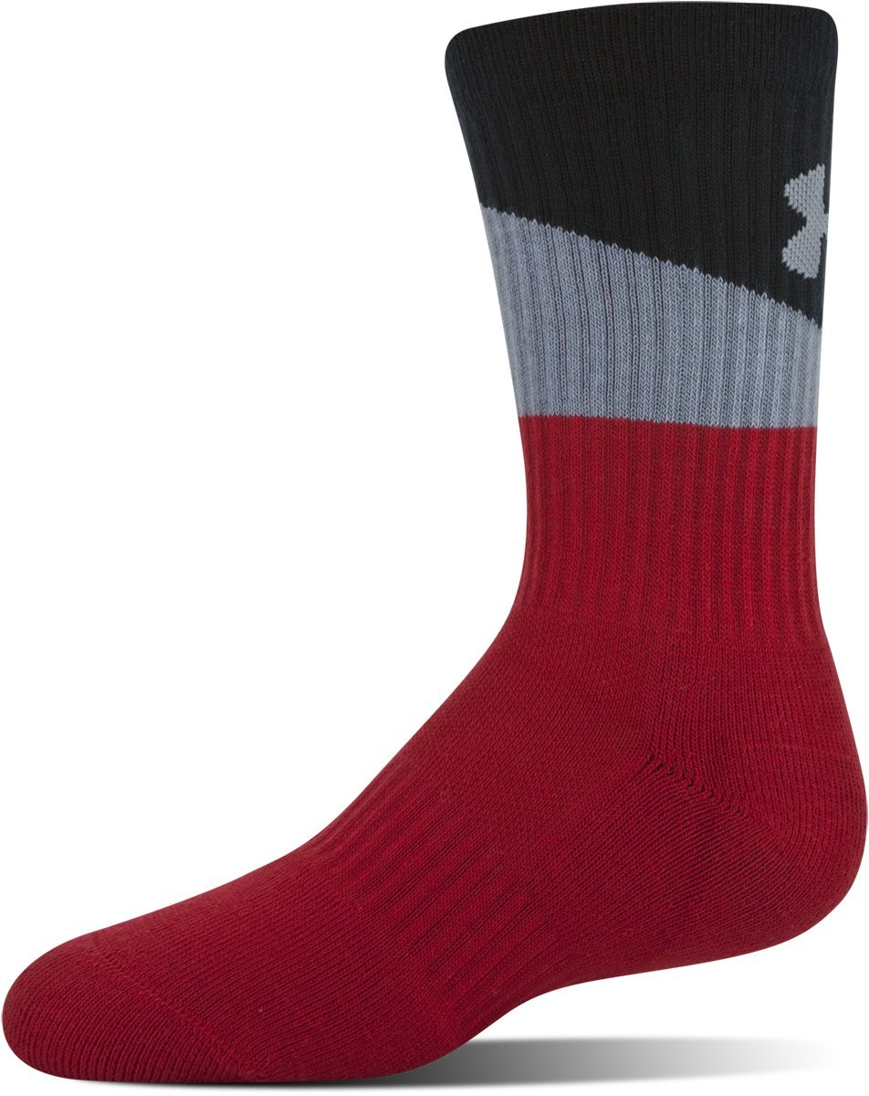Under Armour Youth Phenom 3.0 Crew (3 Pack)