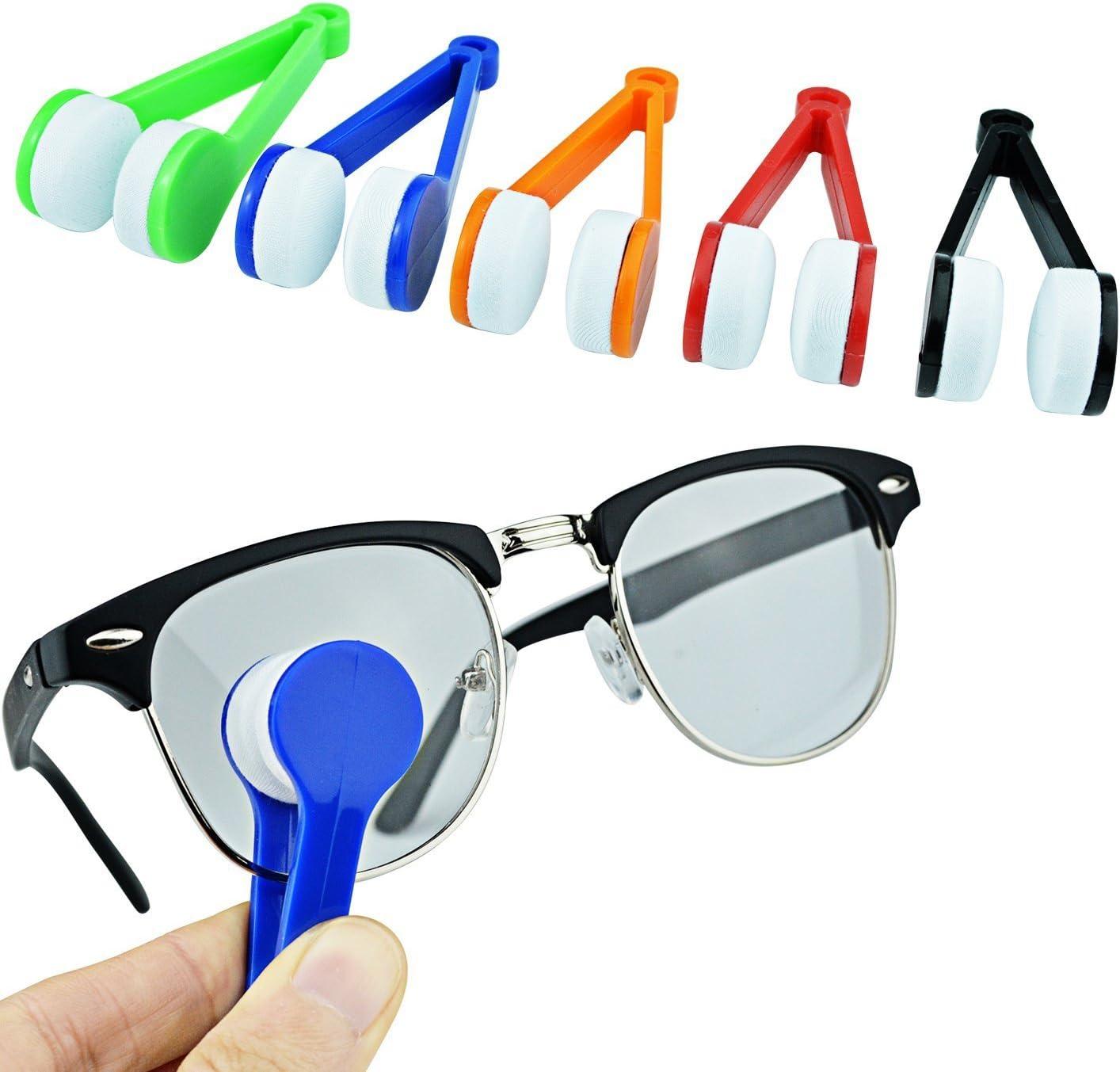12 Mini Limpiadores de Anteojos