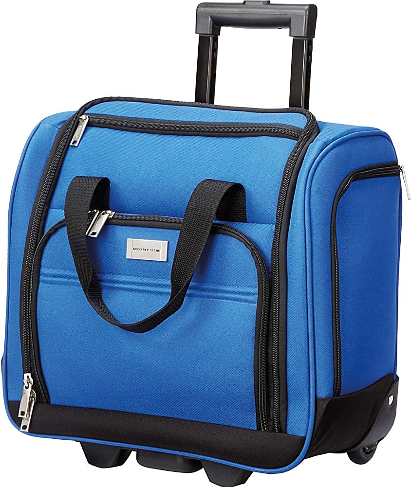 Geoffrey Beene Royal 16-inch Underseater Carry-On – 16