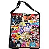 Vandor The Beatles Recycled Messenger Tote (72007)
