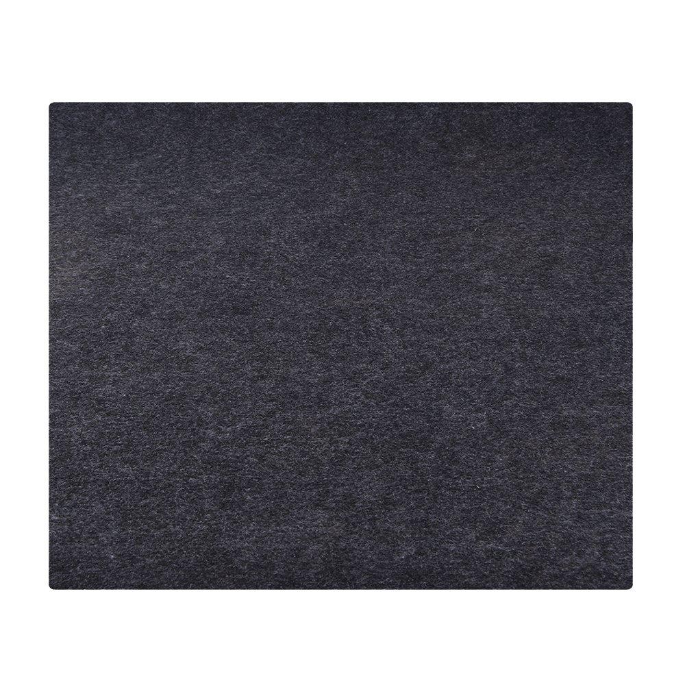 KALASONEER Garage Floor Mat, Oil Spill Mat (4' x 3'), Absorbent Oil Mat Reusable Lightweight Washable Oil Pad Contains Liquid, Protect Garage/Shop / Parking/Floor /Driveway Surface (36'' x 48'') Oil Spill Mat (4' x 3')