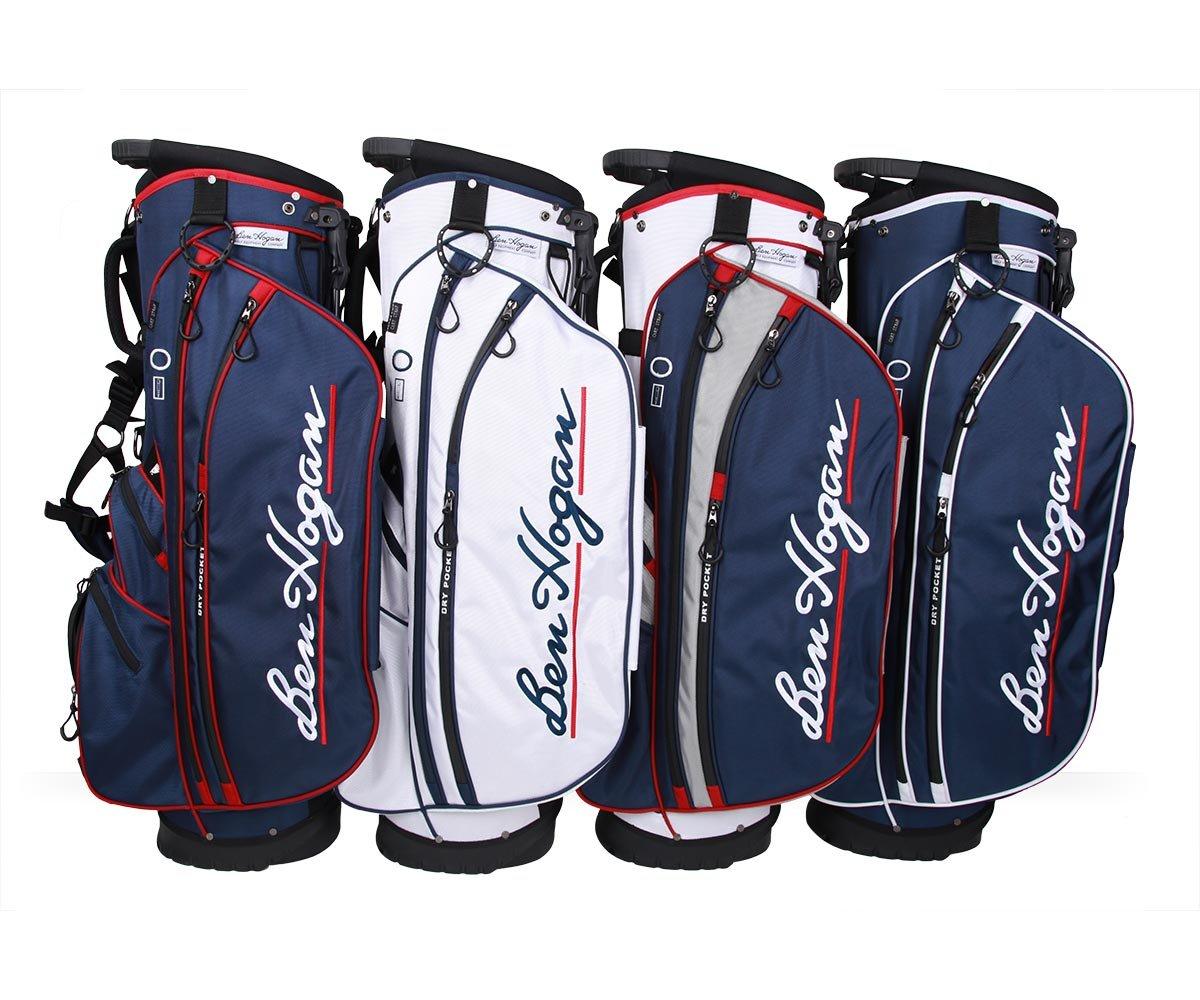 Ben Hogan Golf BH-1 - Bolsa de soporte, Azul/Rojo: Amazon.es ...