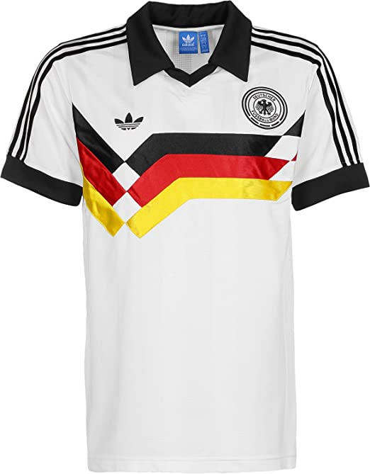 adidas Originals Germany Home Hombres polo blanco AJ8021: Amazon.es: Ropa y accesorios