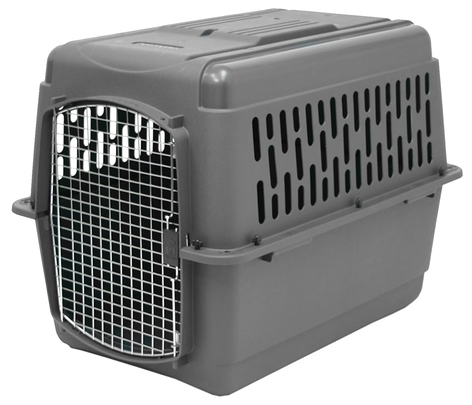 amazoncom  petmate  pet porter  dog crate  dark gray  x  - amazoncom  petmate  pet porter  dog crate  dark gray  xlarge  dogcage petmate  pet supplies