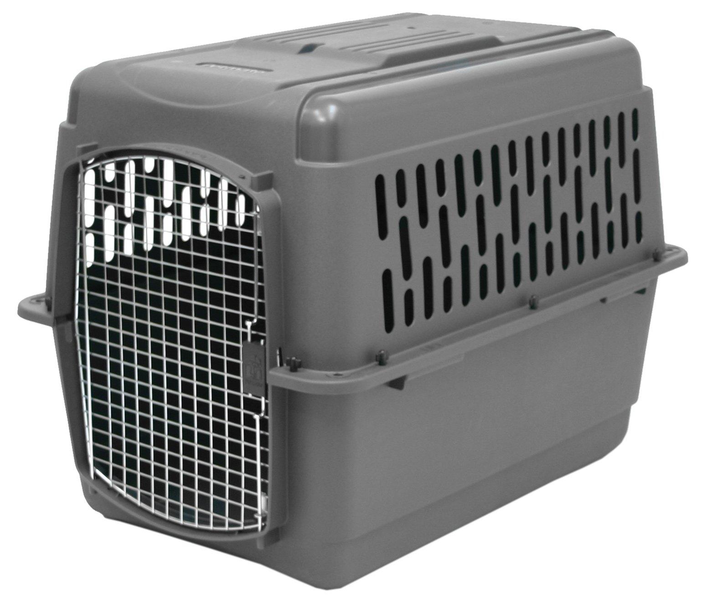 Petmate 21184 Pet Porter 2 Dog Crate - Dark Gray - X-Large