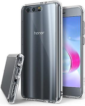 Ringke Funda Huawei Honor 9, [Fusion] Transparente al Dorso del PC ...