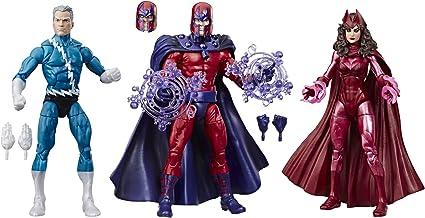 Hasbro Marvel Legends Family Matters Amazon Exclusive Magneto Quicksilver