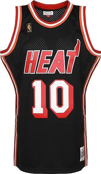 Mitchell & Ness Swingman Miami Heat Hardaway Camiseta sin Mangas blk