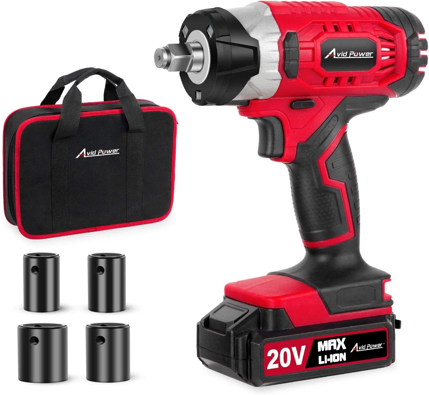 Avid Power MAX Cordless Impact Wrench