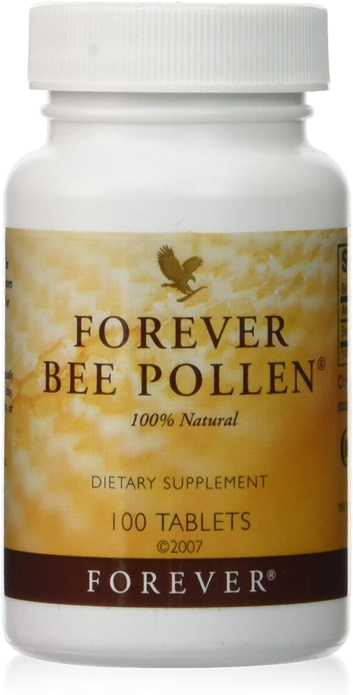 Forever Living Forever Bee Pollen 100% Natural (100 tablets)