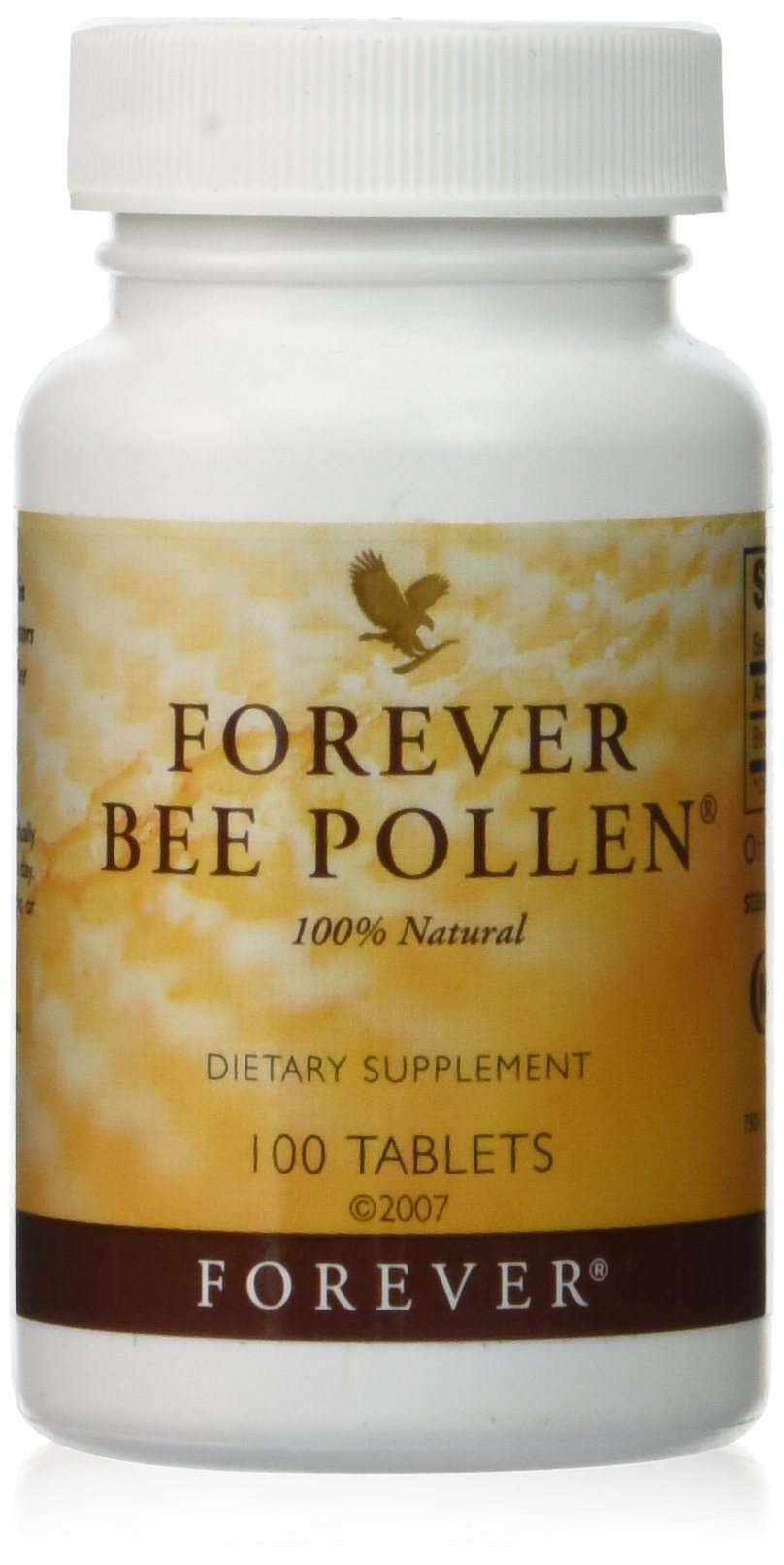 Forever Living Forever Bee Pollen 100% Natural (100 tablets)