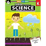 180 Days of Science: Grade K - Daily Science Workbook for Classroom and Home, Cool and Fun Interactive Practice…