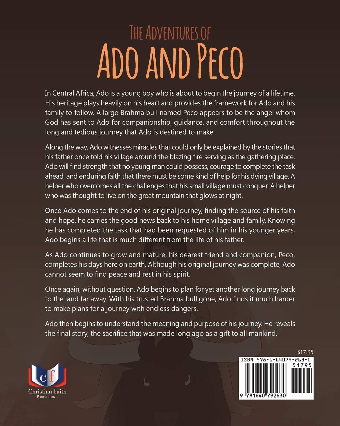 The Adventures Of Ado And Peco Jernigan James 9781640792630 Amazon Com Books