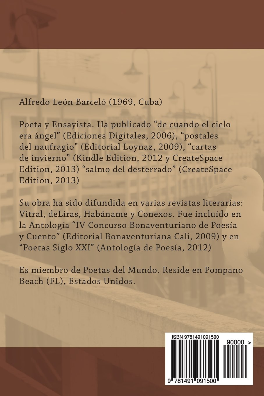los ultimos puertos (Spanish Edition): Alfredo Leon Barcelo ...
