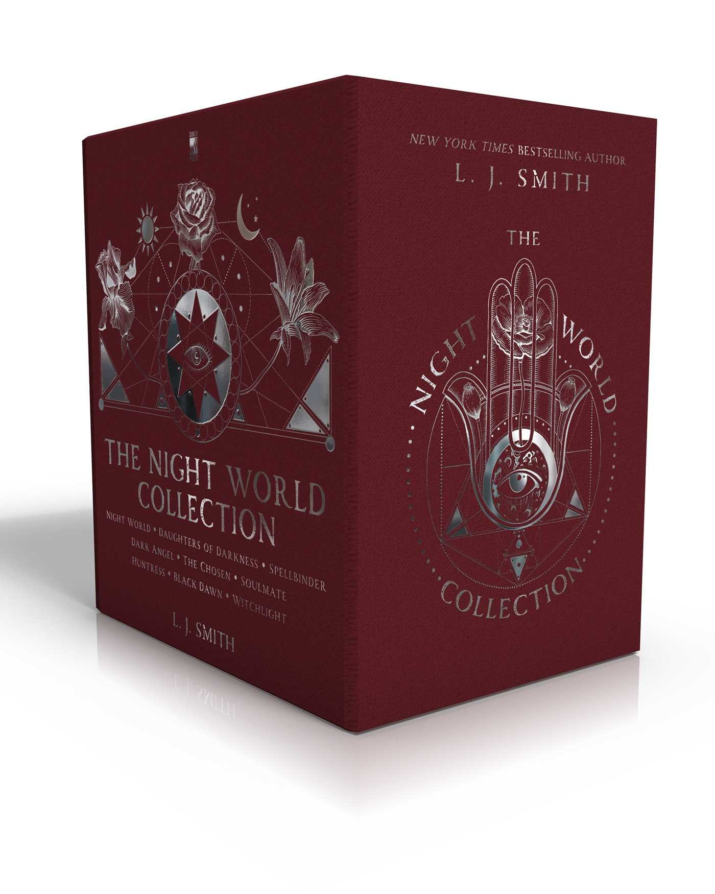 The Night World Collection: Night World; Daughters of Darkness; Spellbinder; Dark Angel; The Chosen; Soulmate; Huntress; Black Dawn; Witchlight by Simon Pulse