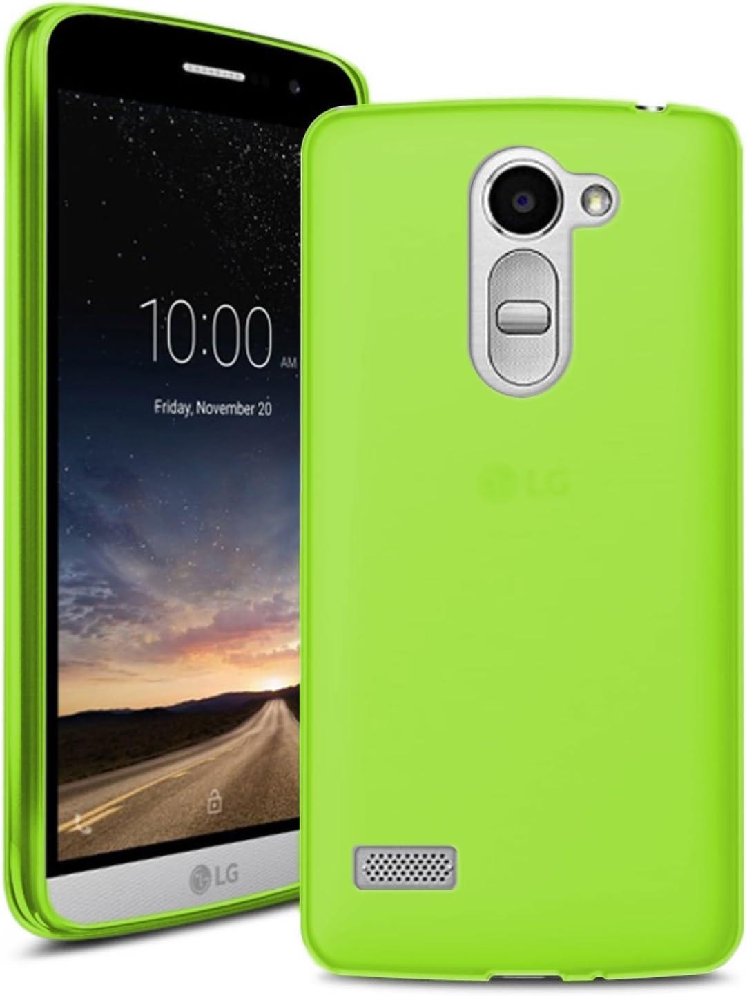 TBOC® Funda de Gel TPU Verde para LG Ray X190: Amazon.es: Electrónica