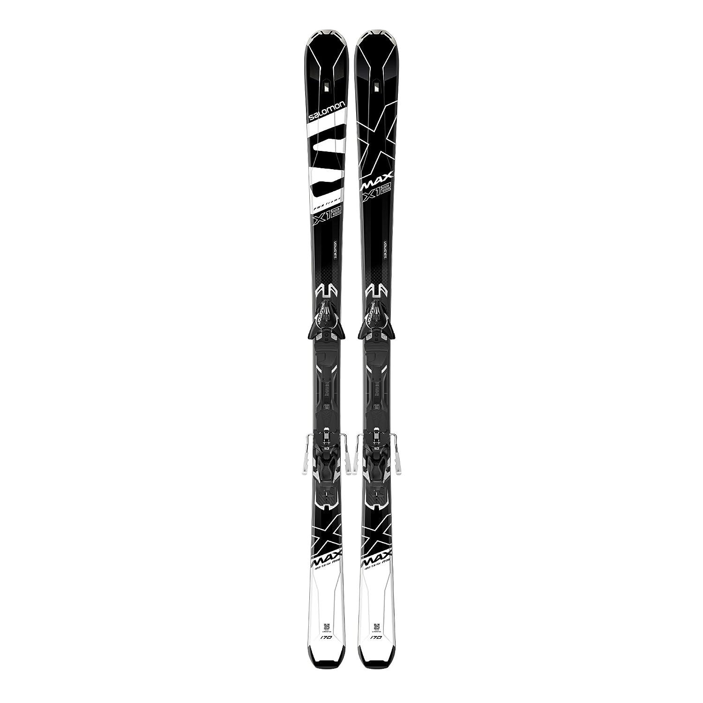 SALOMON(サロモン) 17-18 スキー板セット X-MAX X12 + XT12 Ti C9 170cm L39953400170 B076HLSP8Y 解放値9.50