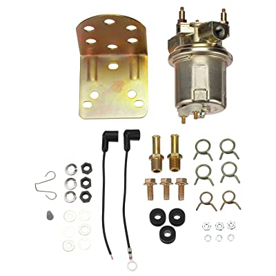 Carter P4594 In-Line Electric Fuel Pump: Automotive
