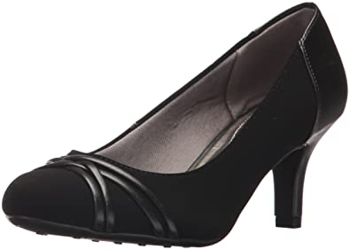 7ca5c05751e4 LifeStride Women s Pascal Dress Pump Black 5 ...