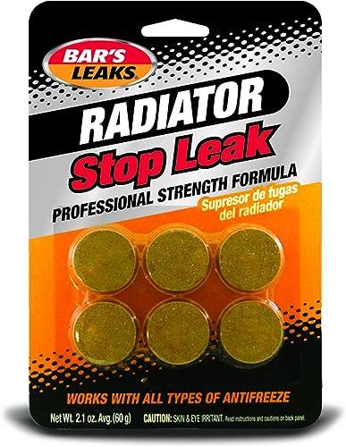 Bar's Leaks HDC Radiator Stop Leak Tablet