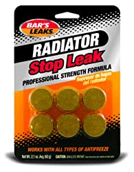 2. Bar's Leaks HDC Radiator Stop Leak Tablet - 60 grams