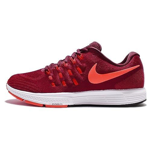 online retailer 5efcb c9d7c Nike Air Zoom Vomero 11 Uomo Scarpe da Corsa, Weinrot (Night MaroonWhite
