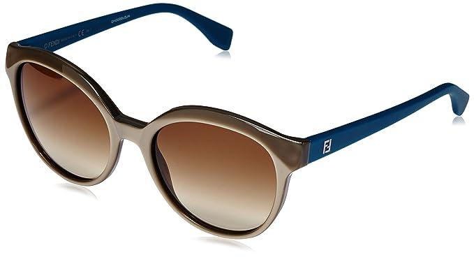 074f43ce75 Fendi - Gafas de sol Ojos de gato FF 0045/S DB para mujer, MHP ...