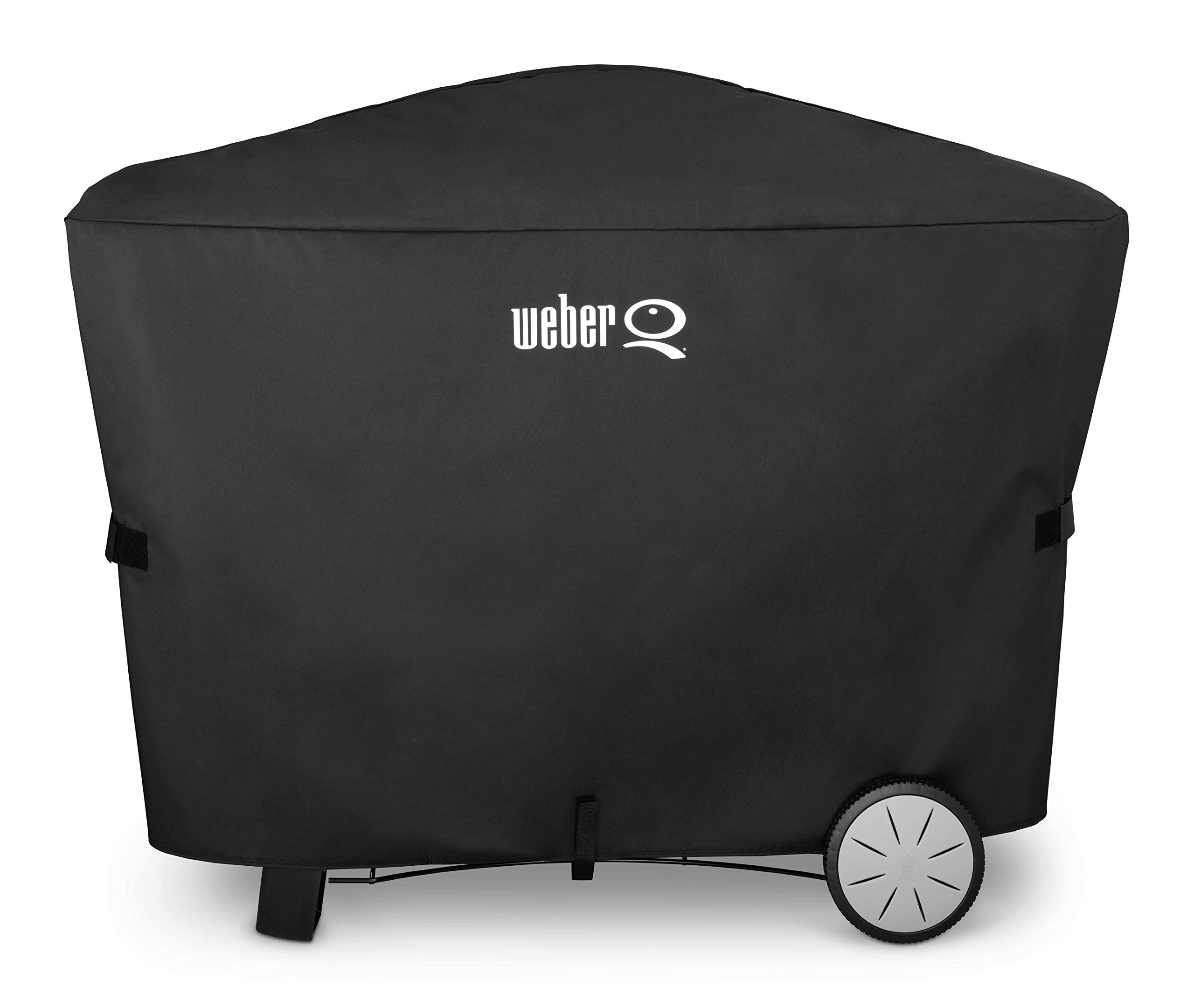 Weber 7112 Q 2000 and 3000 Series Grill Cover, 56.6 x 22 x 39.3 Inches by Weber